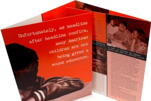 The Ford Foundation Brochure
