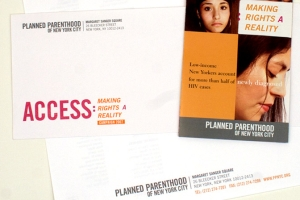 Planned Parenthood of New York City • Fundraising Campaign