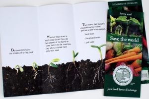 Seed Savers Exchange Brochure